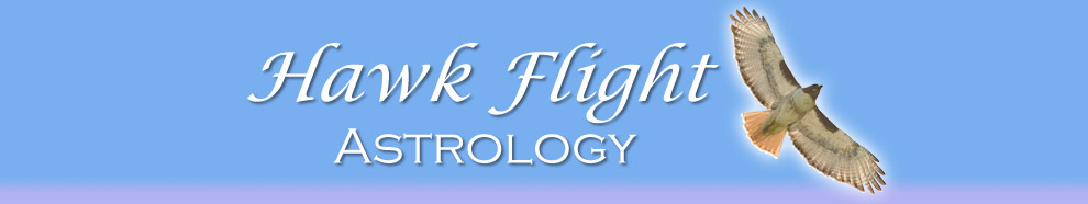 Hawk Flight Astrology